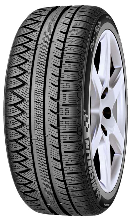 Зимняя шина Michelin Pilot Alpin 245/40R18 97V