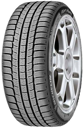 Зимняя шина Michelin Pilot Alpin 2 245/55R17 102H