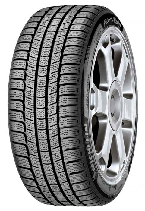 ������ ���� Michelin Pilot Alpin PA2 245/55R17 102H