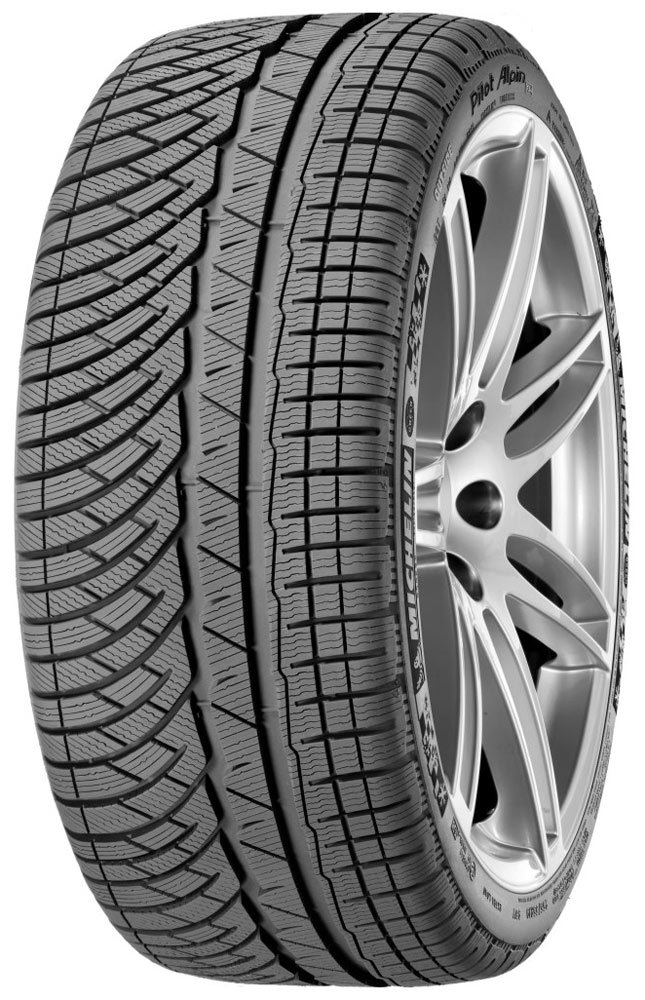Зимняя шина Michelin Pilot Alpin PA4 235/55R17 103H