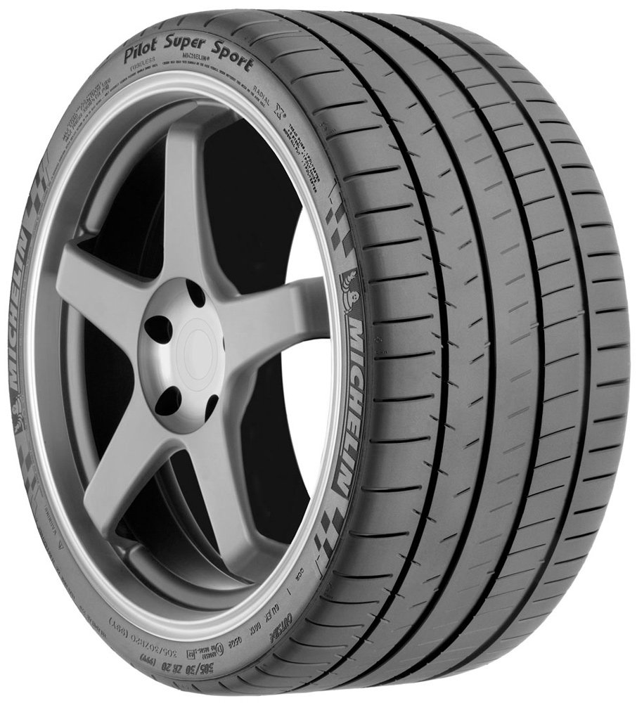 Летняя шина Michelin Pilot Super Sport 285/35R21 105Y