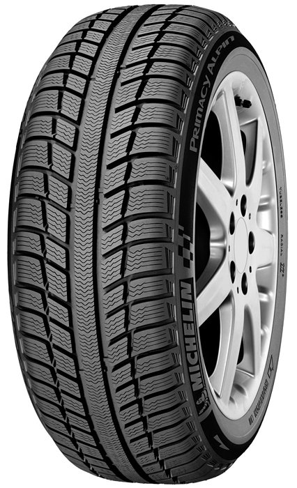 Зимняя шина Michelin Primacy Alpin PA3 205/55R16 91H