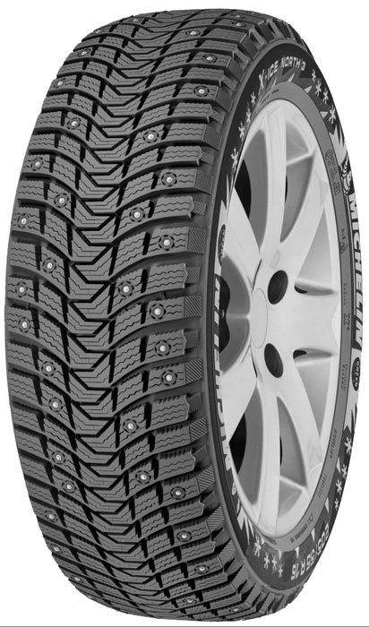 Зимняя шина Michelin X-Ice North 3 205/55R16 94T фото