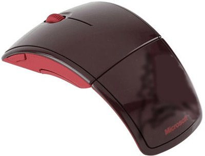 Компьютерная мышь Microsoft Arc Mouse фото