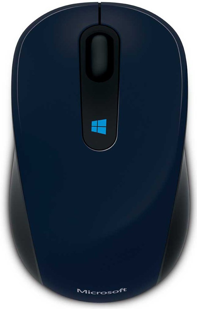 Компьютерная мышь Microsoft Sculpt Mobile Mouse (43U-00014) фото