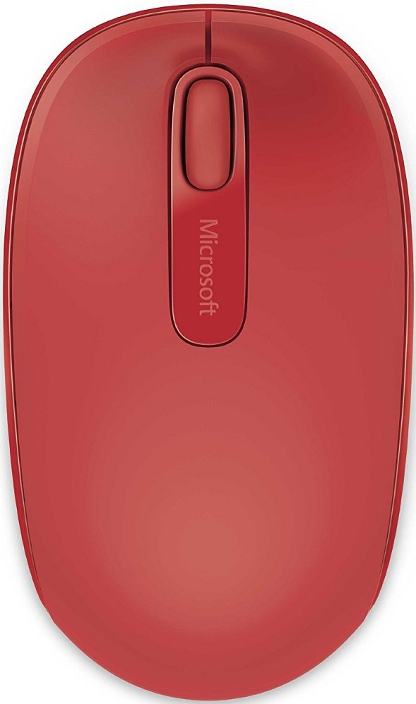 Компьютерная мышь Microsoft Wireless Mobile Mouse 1850 (U7Z-00034) фото
