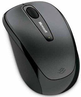 Компьютерная мышь Microsoft Wireless Mobile Mouse 3500 фото