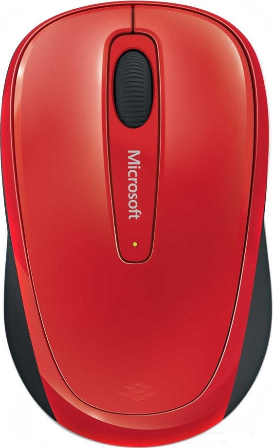 Компьютерная мышь Microsoft Wireless Mobile Mouse 3500 Limited Edition (GMF-00293)