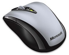 Компьютерная мышь Microsoft Wireless Notebook Laser Mouse 7000