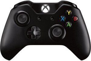 Геймпад Microsoft Xbox One Wireless Controller (Black)