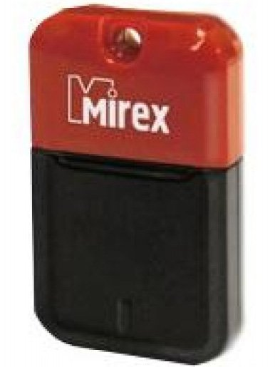 USB-флэш накопитель Mirex ARTON RED 16GB (13600-FMUART16)