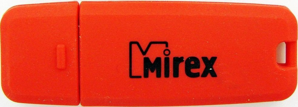 USB-флэш накопитель Mirex CHROMATIC RED 64GB (13600-FM3CHR64)