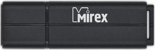 USB-флэш накопитель Mirex Color Blade Line Black 4GB (13600-FMULBK04)
