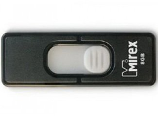 USB-флэш накопитель Mirex HARBOR BLACK 16GB (13600-FMUBHB16)