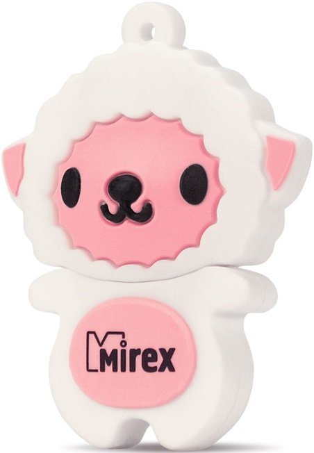 USB-флэш накопитель Mirex SHEEP PINK 4GB (13600-KIDSHP04)