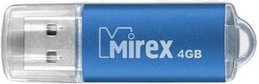 USB-флэш накопитель Mirex UNIT AQUA 4GB (13600-FMUAQU04)