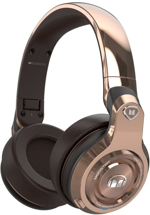 Гарнитура Monster Elements Wireless Over-ear