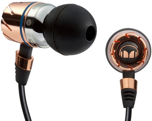 Наушники Monster Turbine Pro Copper
