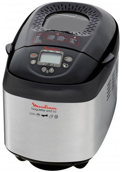 Хлебопечка Moulinex Bagguette and Co OW600230