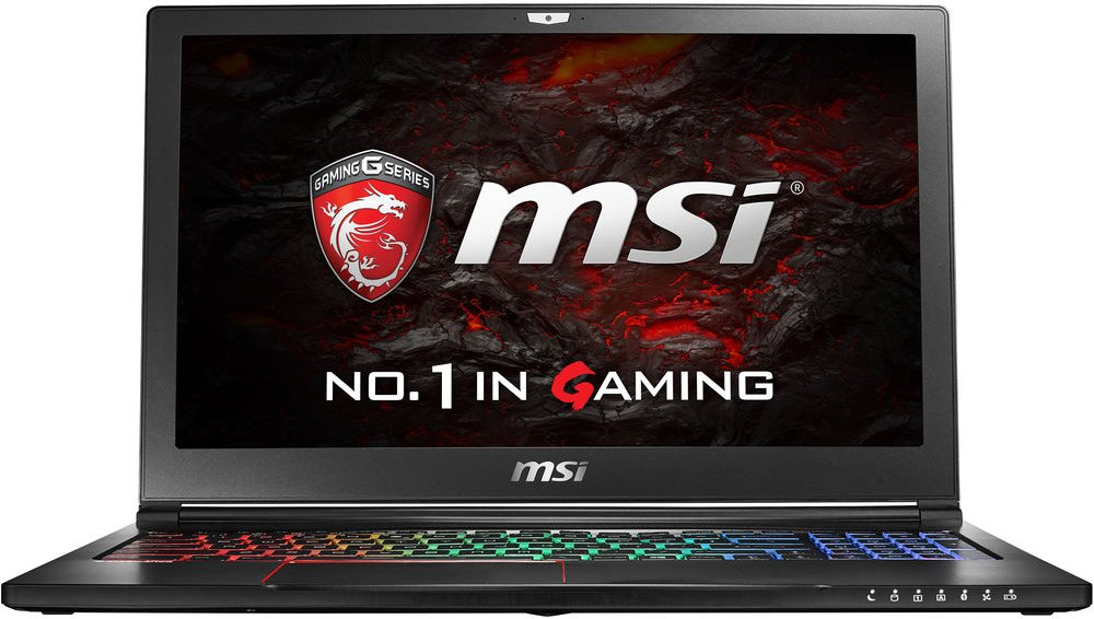 Ноутбук MSI GS63 7RE-002RU Stealth Pro