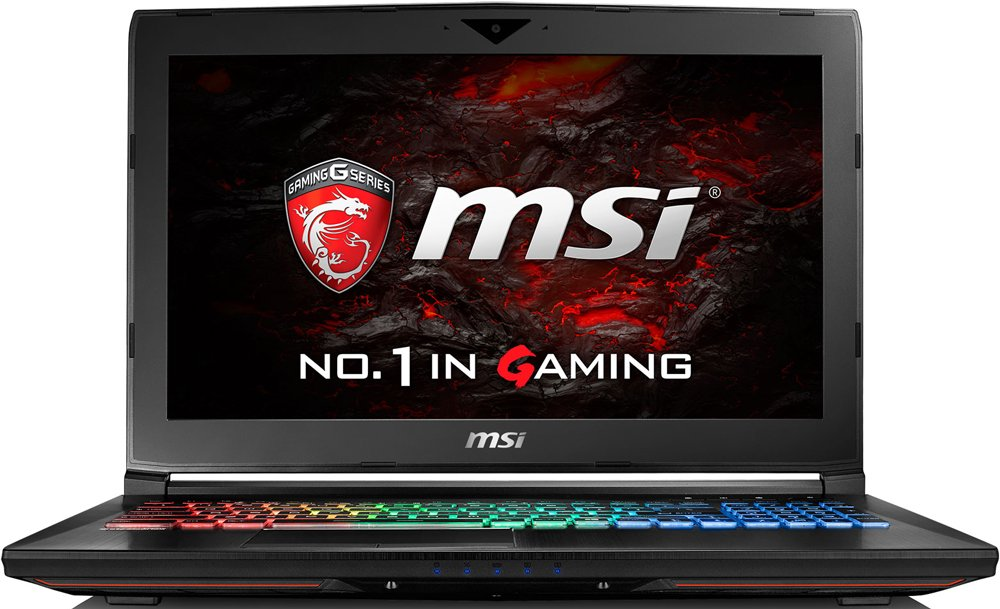 Ноутбук MSI GT62VR 6RE-047RU Dominator Pro фото