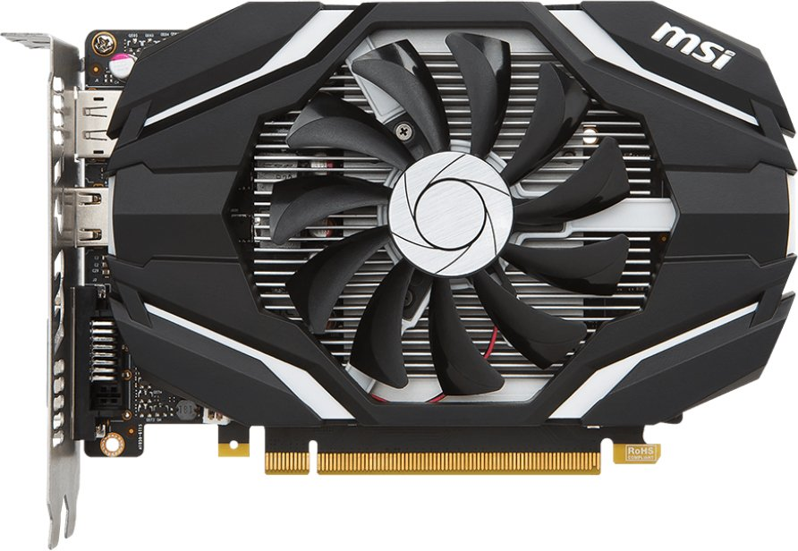 Видеокарта MSI GTX 1050 2G GeForce GTX 1050 2G 2Gb GDDR5 128bit