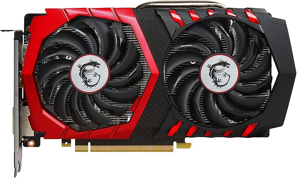 Видеокарта MSI GTX 1050 GAMING X 2G GeForce GTX 1050 2Gb GDDR5 128bit