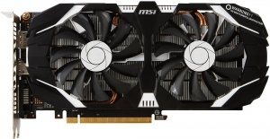 Видеокарта MSI GTX 1060 3GT OC GeForce GTX 1060 3Gb GDDR5 192bit фото