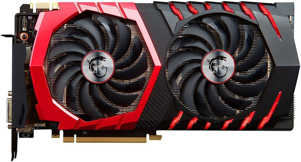 Видеокарта MSI GTX 1070 GAMING X 8G GeForce GTX 1070 8Gb GDDR5 256bit фото