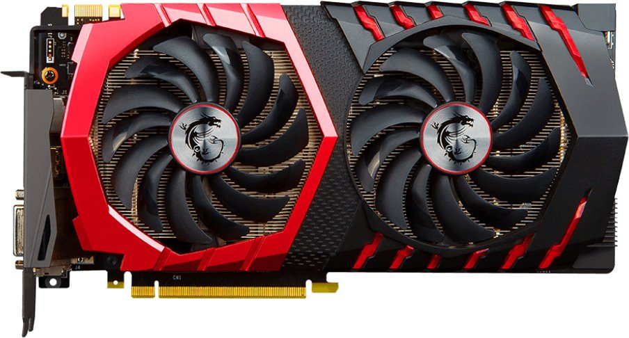 Видеокарта MSI GTX 1070 TI GAMING 8G GeForce GTX 1070 Ti 8GB GDDR5 256bit  фото