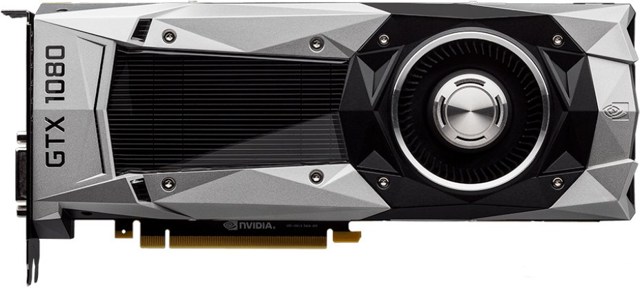Видеокарта MSI GTX 1080 FOUNDERS EDITION GeForce GTX 1080 8Gb GDDR5X 256bit