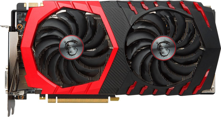 Видеокарта MSI GTX 1080Ti GAMING 11G GeForce GT 1080 Ti 11Gb GDDR4 352bit фото