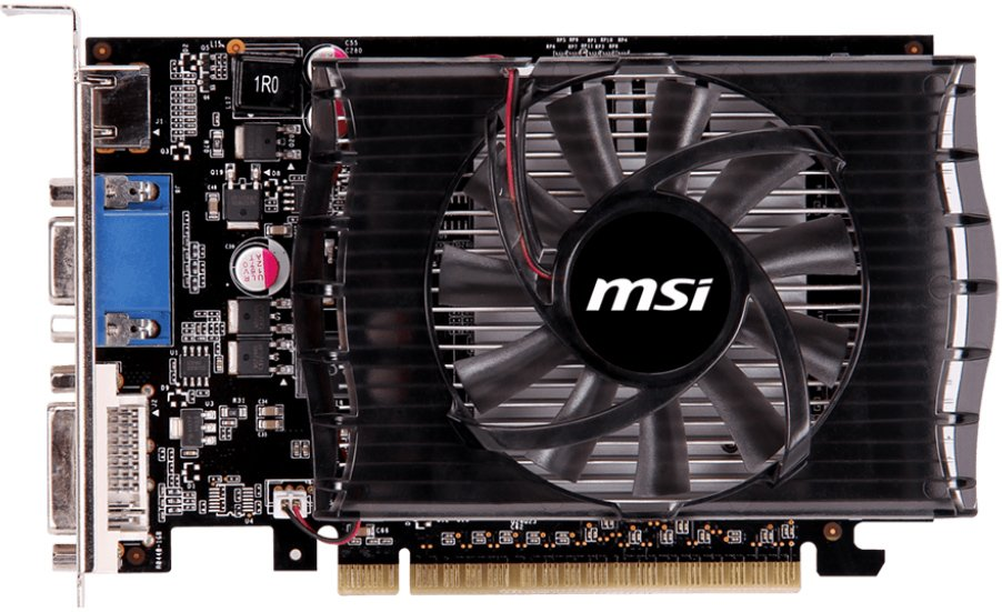 Видеокарта MSI N730-4GD3 GeForce GT 730 4Gb GDDR3 128bit