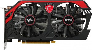 ���������� MSI N750Ti TF 2GD5/OC GeForce GTX 750Ti GAMING 2GB DDR5 128bit