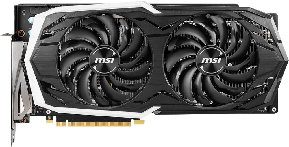 Видеокарта MSI RTX 2070 Armor 8G GeForce RTX 2070 8Gb GDDR6 256bit фото