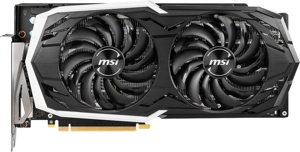 Видеокарта MSI RTX 2070 Armor OC GeForce RTX 2070 8Gb GDDR6 256bit фото