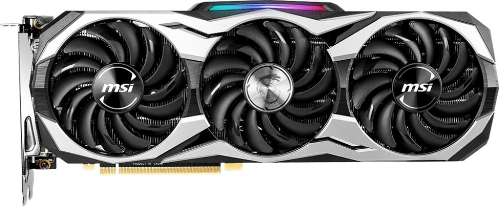 Видеокарта MSI RTX 2080 DUKE 8G OC GeForce RTX 2080 8Gb GDDR6 256bit фото