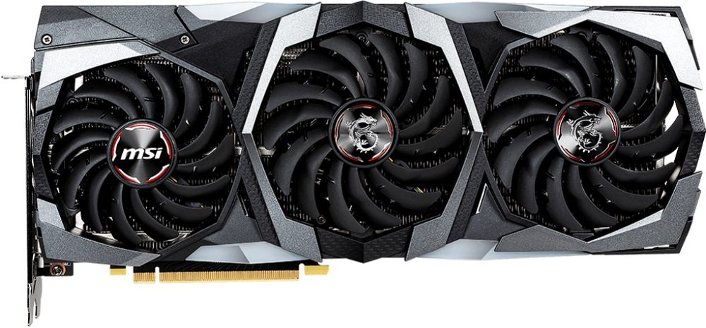 Видеокарта MSI RTX 2080 GAMING X TRIO GeForce RTX 2080 8Gb GDDR6 256bit фото