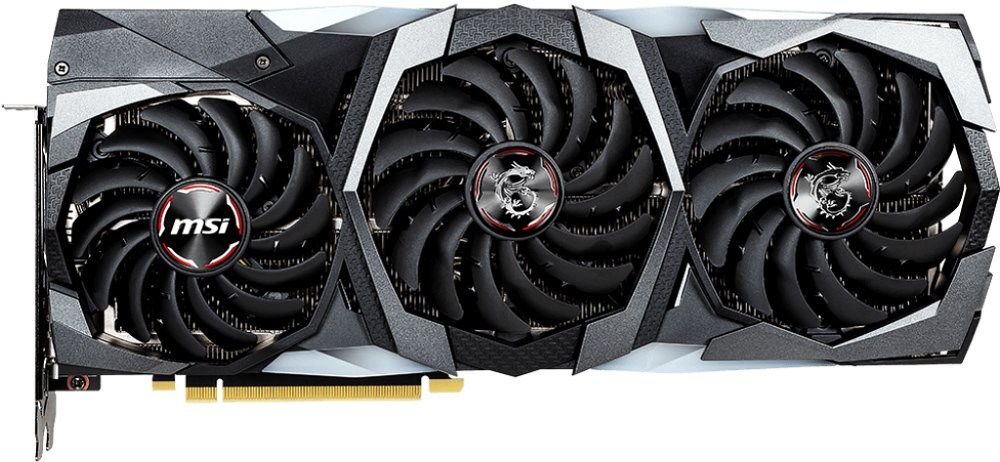 Видеокарта MSI RTX 2080 Ti GAMING X TRIO GeForce RTX 2080 Ti 11Gb GDDR6 352bit фото