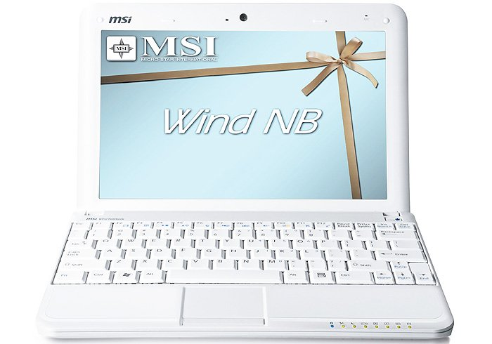 ������ MSI Wind U100X-628BY
