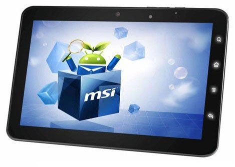Планшет MSI WindPad Enjoy 7-002RU (9S7-N7Y111-002)