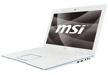 Ноутбук MSI X-Slim X430-004BY