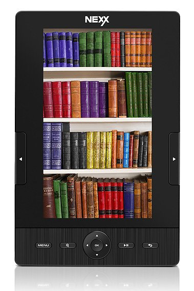 Электронная книга NEXX NRM-71 LED 4GB