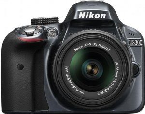 ����������� Nikon D3300 Kit 18-55 mm VR II