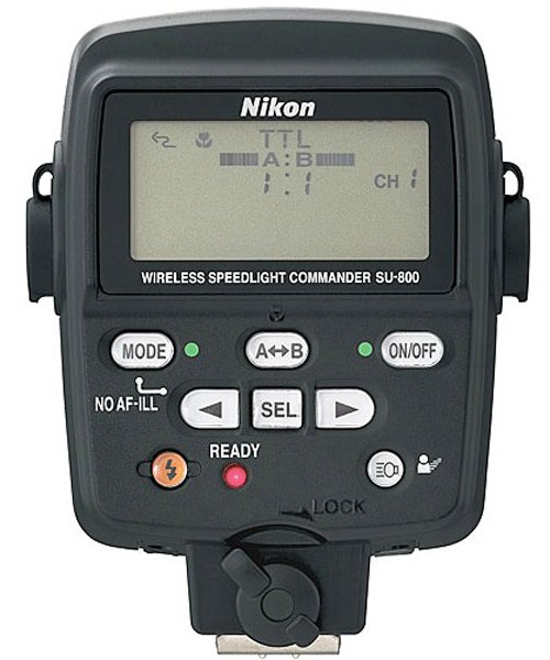Вспышка Nikon Speedlight Commander SU-800