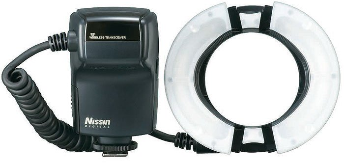 Вспышка Nissin MF18 Macro Flash for Nikon