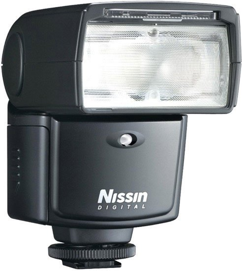Вспышка Nissin Speedlite Di-466 for Four Thirds/Olympus