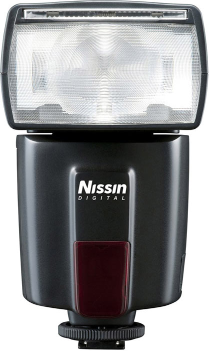 Вспышка Nissin Speedlite Di-600 for Canon фото