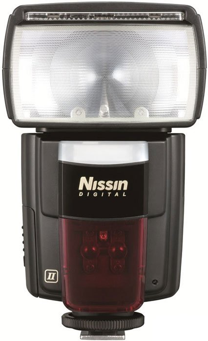 Вспышка Nissin Speedlite Di-866 Mark II for Canon фото
