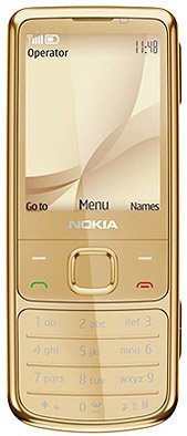 ��������� ������� Nokia 6700 classic Gold Edition
